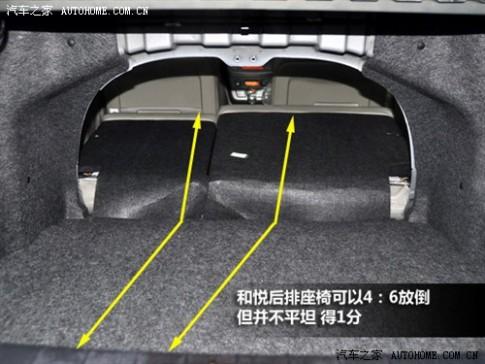 61阅读 江淮汽车 和悦 2011款 1.5L MT豪华型