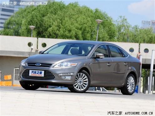 福特 长安福特 蒙迪欧-致胜 2011款 2.0 GTDi240 至尊型