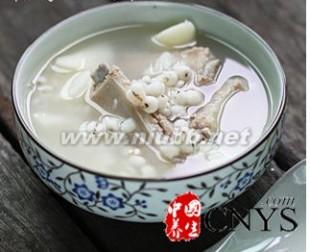 秋季煲汤 秋天煲汤喝润燥去火 推荐六款养生汤