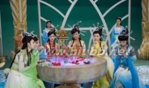 《天地姻缘七仙女》:《天地姻缘七仙女》-影片概述,《天地姻缘七仙女》-故事梗概_天地姻缘七仙女演员表