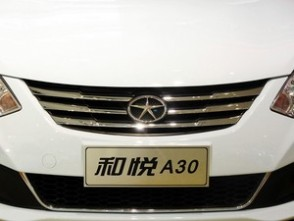江淮江淮汽车和悦A302013款 基本型