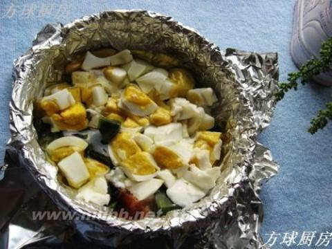 方方球 太阳蒸蛋的做法,太阳蒸蛋怎么做好吃,太阳蒸蛋的家常做法