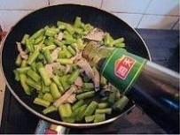 四季豆炒肉 四季豆炒肉片的做法,四季豆炒肉片怎么做好吃,四季豆炒肉片的家常做法
