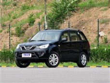 奇瑞 奇瑞汽车 瑞虎 2011款 精英版1.6DVVT MT舒适型