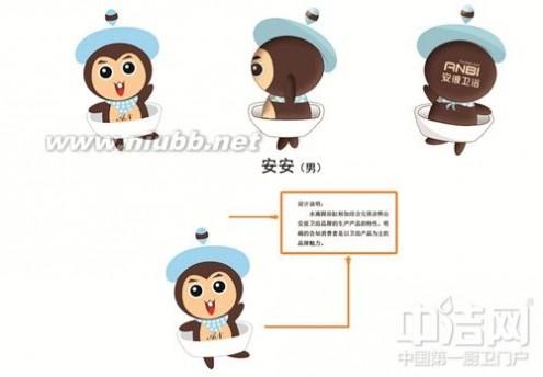 """吉祥物设计理念 安彼吉祥物""""安安&彼彼""""设计理念"""