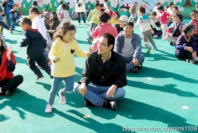 幼儿园户外亲子游戏-幼儿园创意亲子户外游戏活动方案