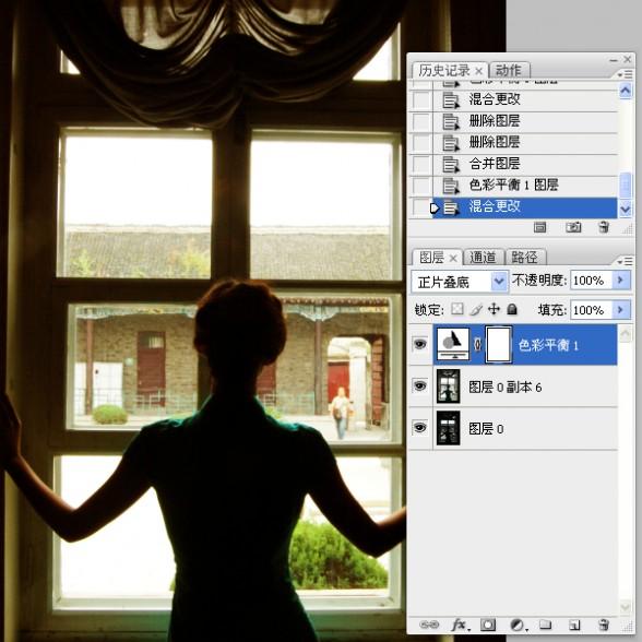 photoshop为摄影人像后期润饰技巧之磨皮、修型、调色综合教程