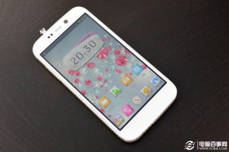 施华洛世奇手机 是手机,亦是首饰 施华洛世奇SUGAR手机评测
