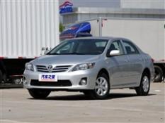 丰田 一汽丰田 卡罗拉 2012款 1.6L GL 炫装版 MT