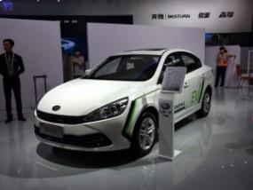 天津一汽 骏派A70 2016款 基本型