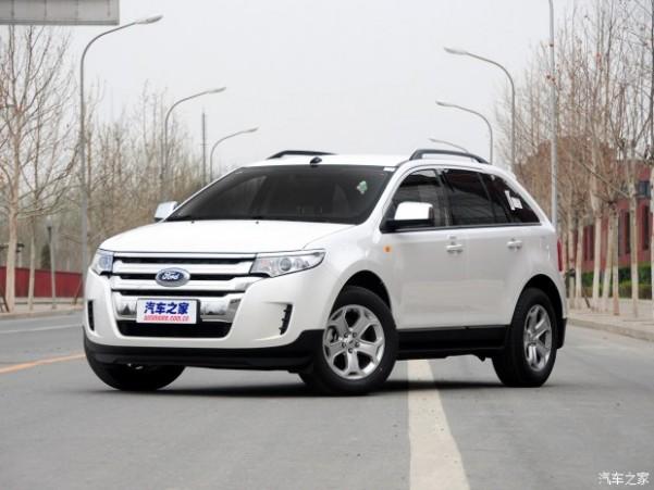 福特(进口) 锐界 2012款 2.0T 精锐型