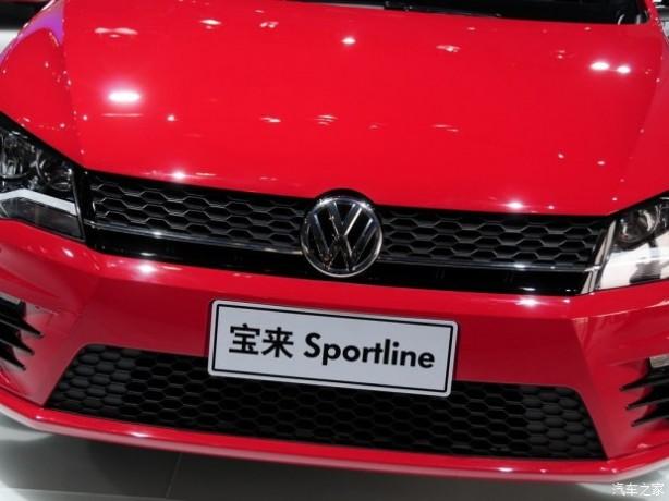 大众一汽-大众宝来2014款 1.4t 自动运动型