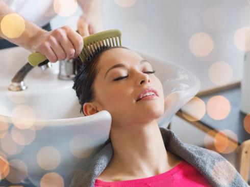 怎样洗头发才不伤头发