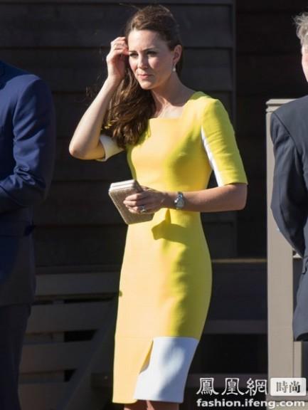 凯特王妃图片 凯特王妃街拍制胜的10件时尚单品