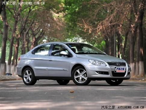 奇瑞 奇瑞汽车 奇瑞A3 2010款 改款1.6MT 尊贵型