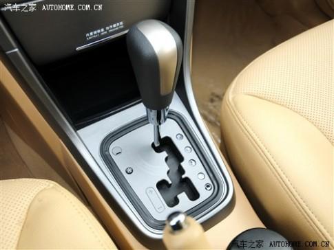 奇瑞奇瑞汽车瑞虎2012款 精英版 1.6L CVT豪华型DVVT