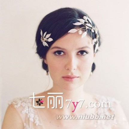 新娘彩妆图片 时尚新娘妆造型图片 浪漫新娘妆容