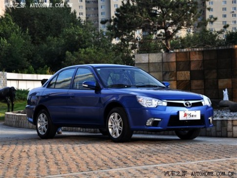 61阅读 东南汽车 V3菱悦 2010款 改款 1.5舒适版MT
