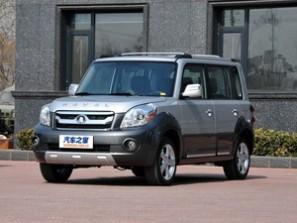 长城汽车 长城M2 2012款 1.5L CVT都市版