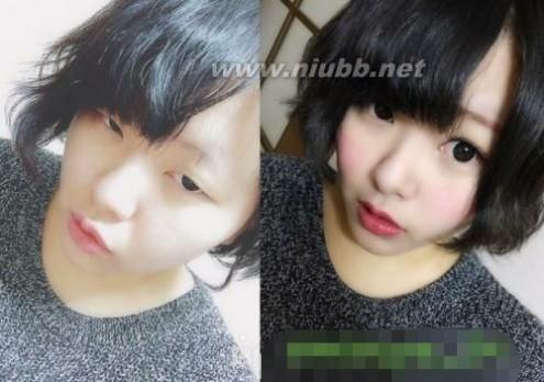 怎样化妆好看 日本丑妹子化妆变女神 怎样化妆好看又简单