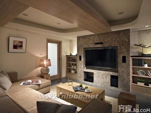 最新客厅电视背景墙 多款2016年最新客厅电视背景墙装修效果图任你选