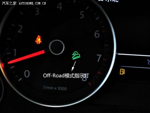 汽车仪表盘指示灯图解大全 车辆常用指示灯功能解读(1