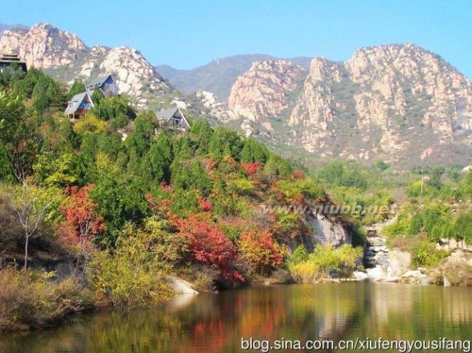 北京后花园风景区 昌平北京后花园风景区