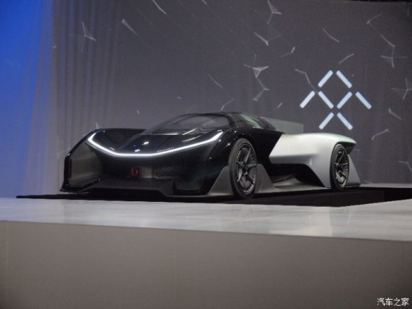Faraday Future FFZERO1 2016款 concept