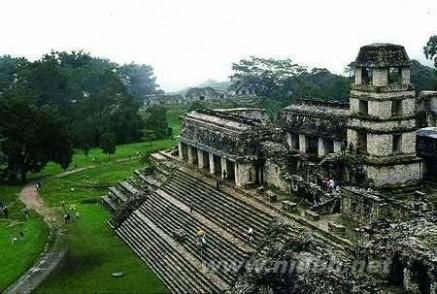 玛雅文明之谜 玛雅文明是旱死的