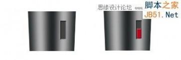 Photoshop绘制立体效果的金属质感麦克风话筒