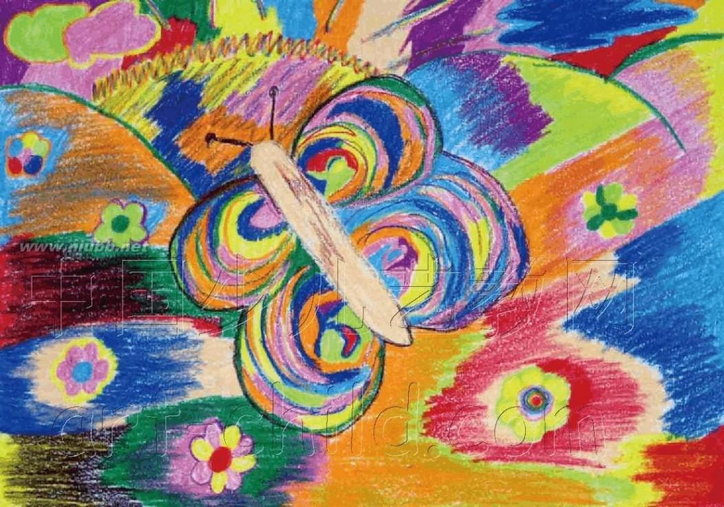 儿童画获奖作品欣赏 世界儿童画展览获奖作品欣赏