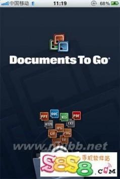 documentstogo ipad文档处理软件Documents To Go使用教程