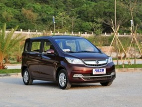 长安汽车 欧力威 2013款 1.2L 手动精英型