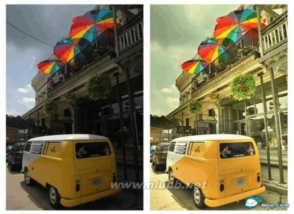 美化照片 利用PS美化图片的一些实例