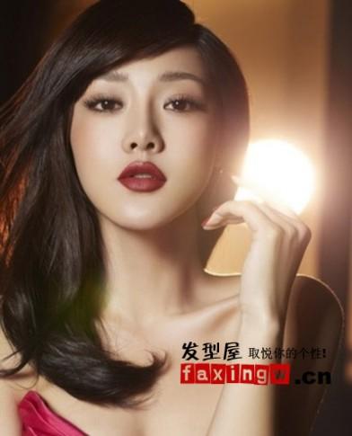 爱情公寓图片 《爱情公寓3》唐悠悠可爱甜美发型图片