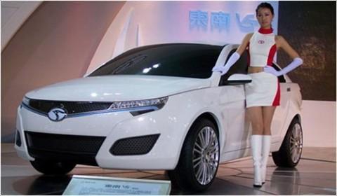 明年北京车展首发 东南将推V5紧凑型车 61阅读
