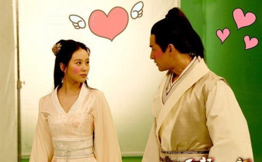 胡歌刘诗诗公开恋情 胡歌刘诗诗公开恋情 终于在一起了