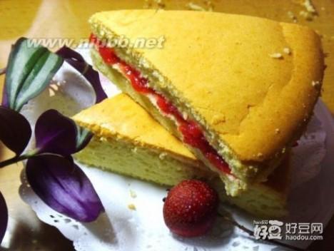 夹心蛋糕 夹心蛋糕的做法,夹心蛋糕怎么做好吃,夹心蛋糕的家常做法
