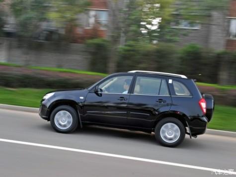 61阅读 奇瑞汽车 瑞虎 2010款 精英版1.6S MT豪华型