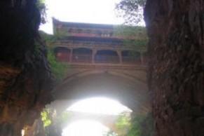 石家庄苍岩山风景区图片