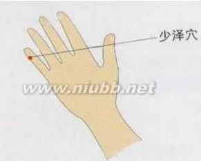 健胸按摩 按摩八个穴位 按出健康胸部