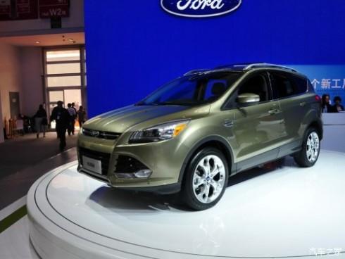 福特 福特(进口) 翼虎/Kuga 2013款 kuga 基本型