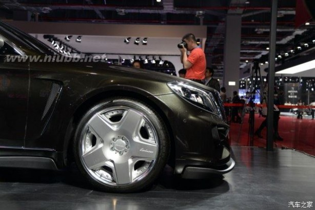 lorinser 2015上海车展:劳伦士Lorinser S60L亚洲首发