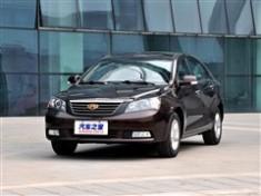 帝豪 吉利汽车 帝豪EC7 2012款 1.5L 手动超悦惠民型