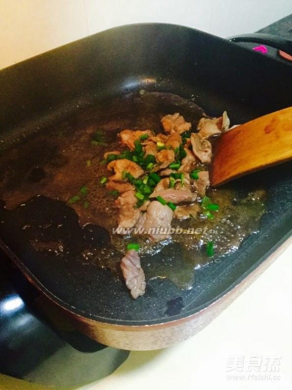 菜心怎么炒 肉片炒菜心的做法