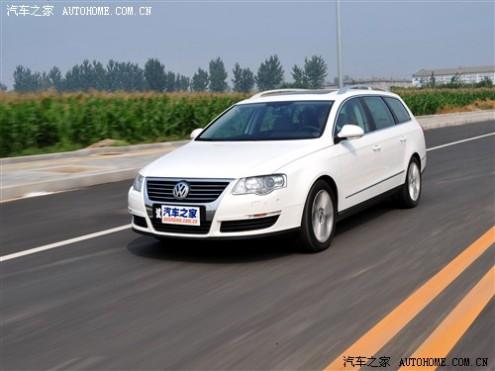 大众 大众(进口) Passat 2011款 2.0T旅行版 豪华型