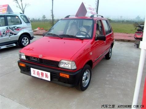 眾泰 眾泰汽車 江南奧拓 2010款 0.8L 標準型