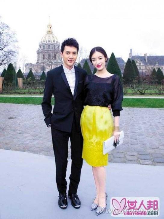 冯绍峰和倪妮 冯绍峰录跑男 与倪妮分手原因大曝光竟因男方背景强大