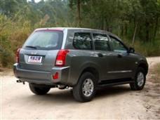 威麟 奇瑞汽车 威麟X5 2010款 2.0T舒适型
