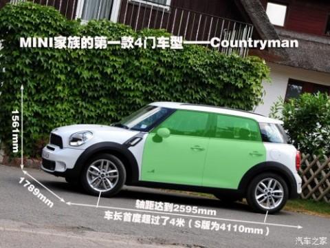 迷你mini 迷你mini mini countryman 2011款 cooper s 1.6t